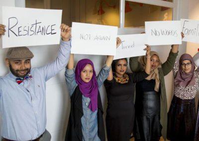 For Canadian Muslims, Recent Disturbing Events Part of Familiar Narrative