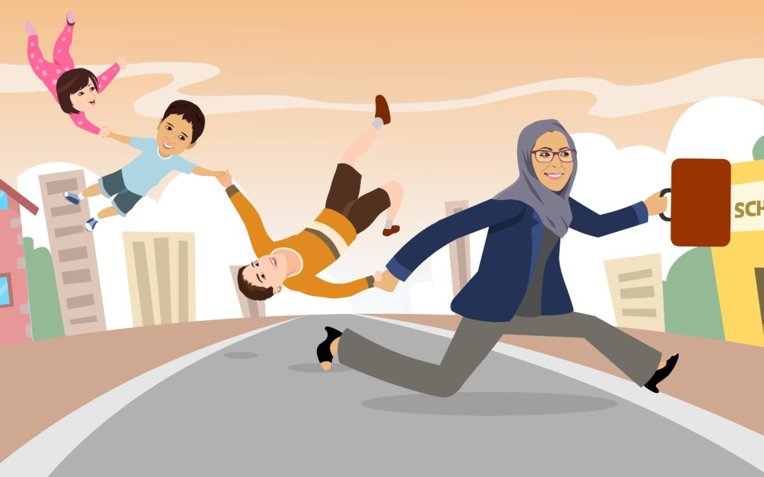I am woman but sometimes it's hard to roar: Managing my work-life balance at the intersections of womanhood, motherhood, race and religion