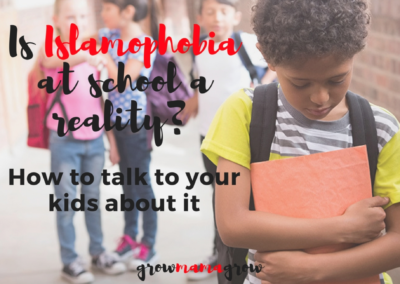 Is Islamophobia a Reality at School? How to Talk to Your Kids About It